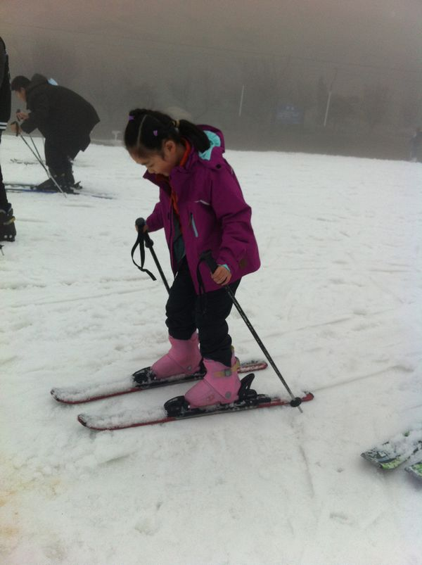 安吉滑雪攻略