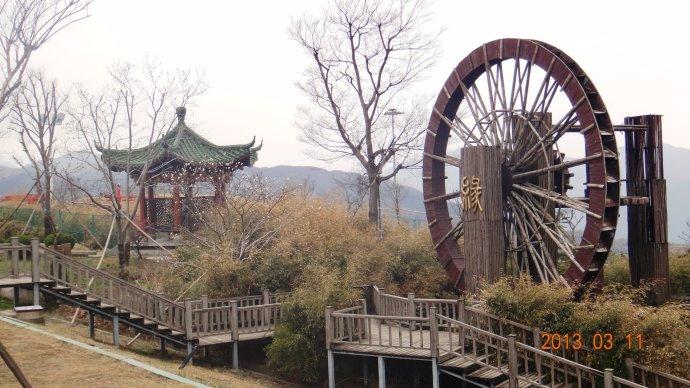 清静自驾天荒坪:江南天池度假村