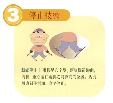 双板滑雪技巧教程大全(图文)