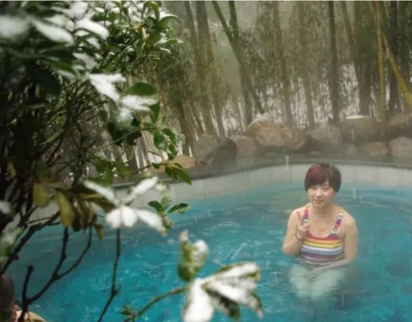 江南天池温泉