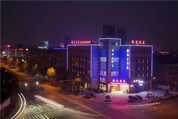 入住这家酒店,享受竹乡安吉世外桃源般的生活!